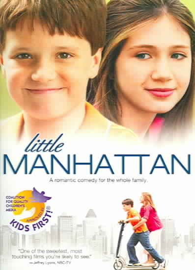 LITTLE MANHATTAN BY NIXON,CYNTHIA (DVD)
